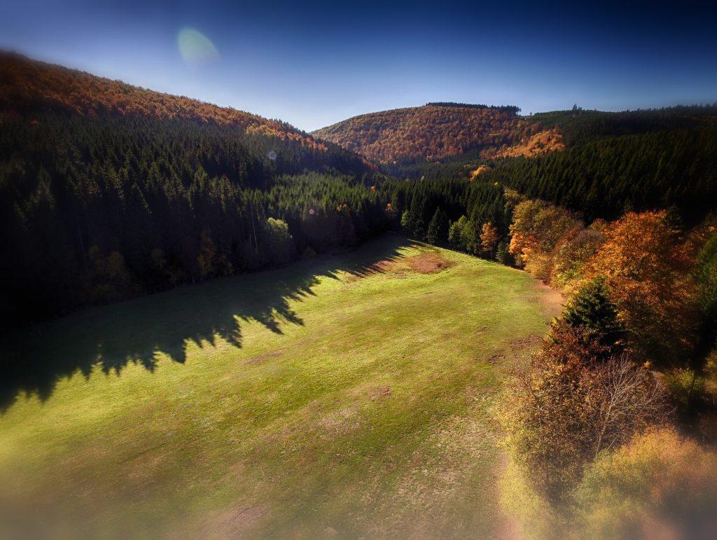 Luftaufnahme mit DJI Phantom Pro